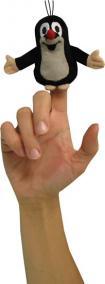 Krtek  8cm - prstový maňásek