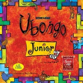 Kniha: Ubongo Juniorautor neuvedený
