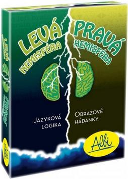 Kniha: Mozkovna Levá & Pravá hemisféraautor neuvedený