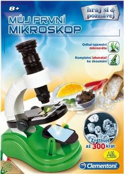 Kniha: Můj první mikroskopautor neuvedený