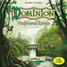 Kniha: Dominion Vzdálené krajeautor neuvedený