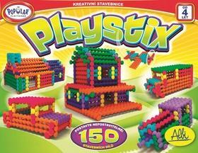Kniha: Playstix stavebniceautor neuvedený