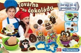 Kniha: Továrna na čokoláduautor neuvedený
