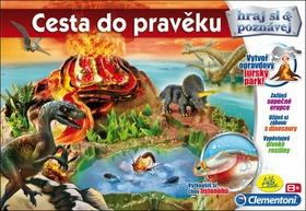 Kniha: Cesta do pravěkuautor neuvedený