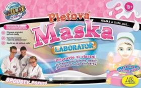 Kniha: Pleťová maska Laboratořautor neuvedený