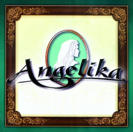 Kniha: Angelika - CDautor neuvedený