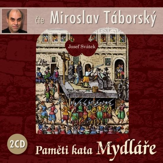 Kniha: Paměti kata Mydláře - KNP-2CD - Svátek Josef
