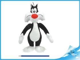 Kniha: Sylvester plyšový stojícíautor neuvedený