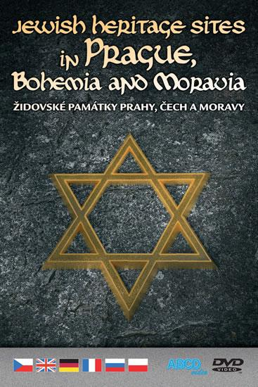 Židovské památky Prahy, Čech a Moravy - DVD
