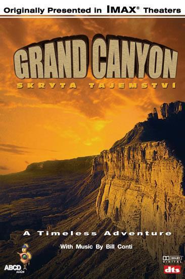 Kniha: Grand Canyon - DVDautor neuvedený