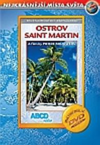 Ostrov Saint Martin DVD - Nejkrásnější místa světa