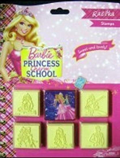 Razítka 5+1 Barbie Princezny