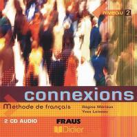Connexions 2 - CD pro třídu /2ks/