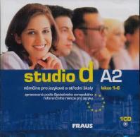 studio d A2/1 - CD /lekce 1-6/