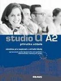 studio d A2/2 - CD /lekce 7-12/