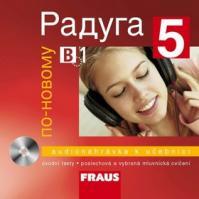 Raduga po-novomu 5 CD česká verze
