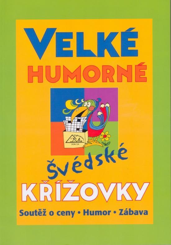 Velké humorné švédské křížovky