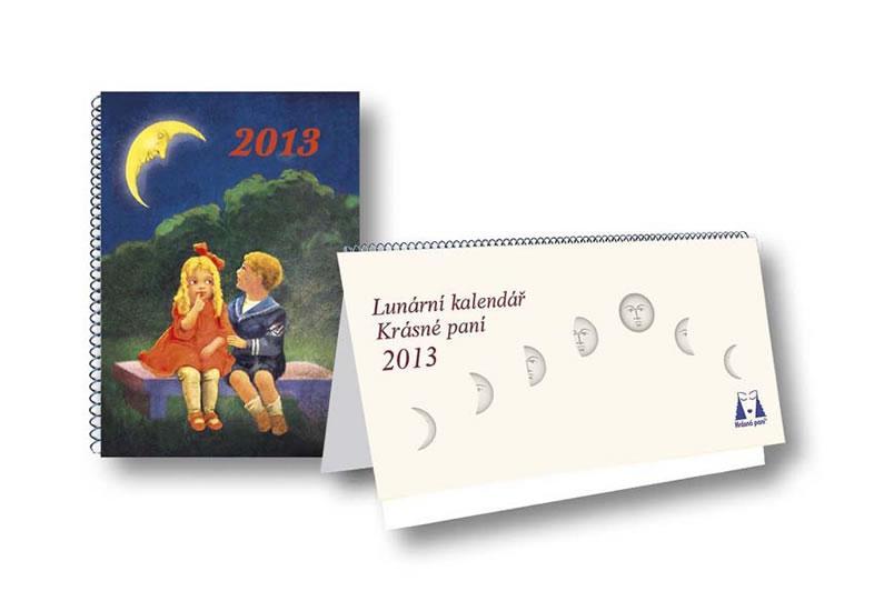 Krásná paní - Speciál Lunární kalendář 2013