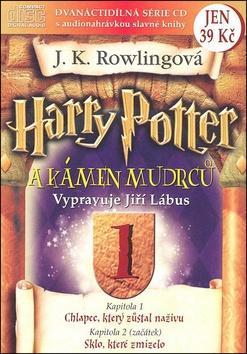 Kniha: Harry Potter a Kámen mudrců - Joanne K. Rowlingová; Jiří Lábus
