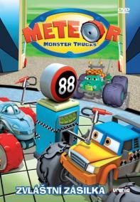 Meteor Monster Trucks 5 - Zvláštní zásilka - DVD