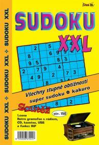 Sudoku XXL 2