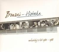 Bonsai - Historka - CD
