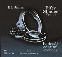 Fifty Shades Free Padesát odstínů svobody (audiokniha)