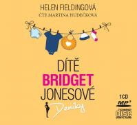 Dítě Bridget Jonesové (audiokniha)
