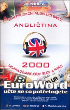 Kniha: CD Euroword Angličtina 2000 nejpoužívanějších slovautor neuvedený