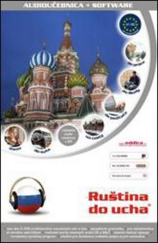 Kniha: Ruština do uchaautor neuvedený