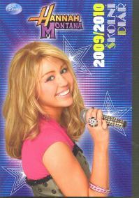 Hannah Montana - Školní diář 2009/2010