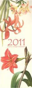 Kalendář nástěnný 2011 - Pierre-Joseph Redouté