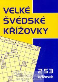 Velké švédské křížovky - 253 křížovek