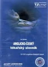 CDR-Anglicko-český lékařský slovník