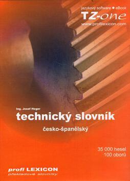 CD-ROM TECHNICKÝ SLOVNÍK česko-španělský, profi LEXICON
