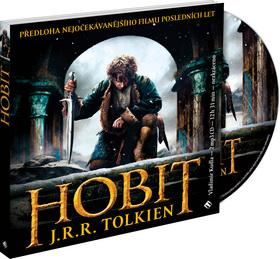 Kniha: Hobit - John Ronald Reuel Tolkien; Vladimír Kudla