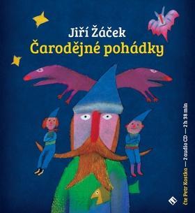 Kniha: Čarodějné pohádky - Jiří Žáček; Petr Kostka