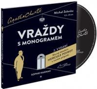 Vraždy s monogramem - 1CDmp3 (Čte Michal Zelenka)