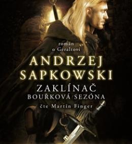 Zaklínač - Bouřková sezóna (1xaudio na cd - mp3)