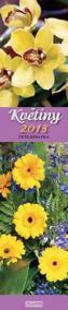 Kalendář 2013 - Květiny vázanka - nástěnný