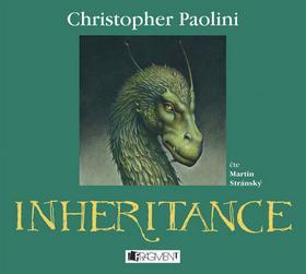 Kniha: Inheritance - Christopher Paolini; Martin Stránský