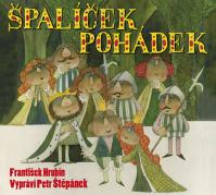 Špalíček pohádek - 2 CD (Čte Petr Štěpánek)