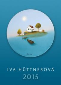 Kalendář 2015 - Iva Hüttnerová - nástěnný