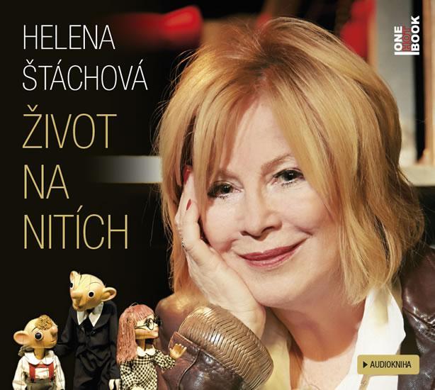 Kniha: Život na nitích - CDmp3 - Štáchová Helena