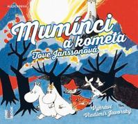 Mumínci a kometa - CDmp3