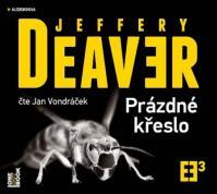 Prázdné křeslo - 2 CDmp3 (Čte Jan Vondráček)
