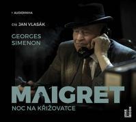 Maigret – Noc na křižovatce - CDmp3