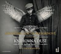 Sirotčinec slečny Peregrinové: Knihovna duší - CDmp3 (Čte Viktor Dvořák)