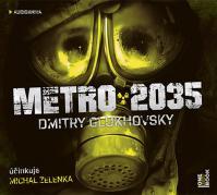 Metro 2035 - 2 CDmp3 (Čte Michal Zelenka