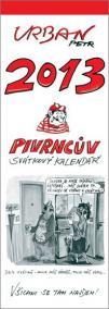 Kalendář Urban - Pivrncův svátkový 2013 - nástěnný